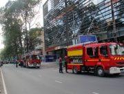 Cháy ở khách sạn 5 sao, hàng trăm công nhân tháo chạy