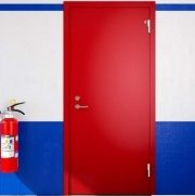 Sử dụng cửa gỗ chống cháy trong các tòa nhà cao tầng