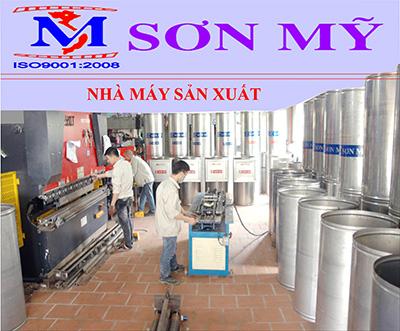 Ống thu rác inox SM01