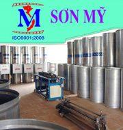 Ống xả rác inox SM02
