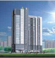 Tòa nhà chung cư và dịch vụ thương mại số 3 Nguyễn Huy Tưởng