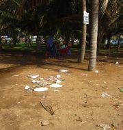 Vũng Tàu sẽ xử phạt người xả rác trên bãi biển