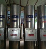 Cơ sở sản xuất và phân phối ống đổ rác chung cư