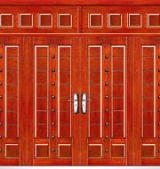 Ưu điểm chọn cửa thép vân gỗ trong xây dựng nội thất