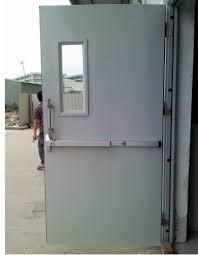 cửa thoát hiểm nhà xưởng 2