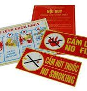 Tìm hiểu về thủ tục xin giấy phép phòng cháy chữa cháy