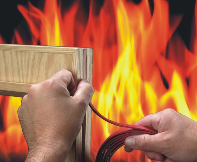 Gioăng cửa chống cháy