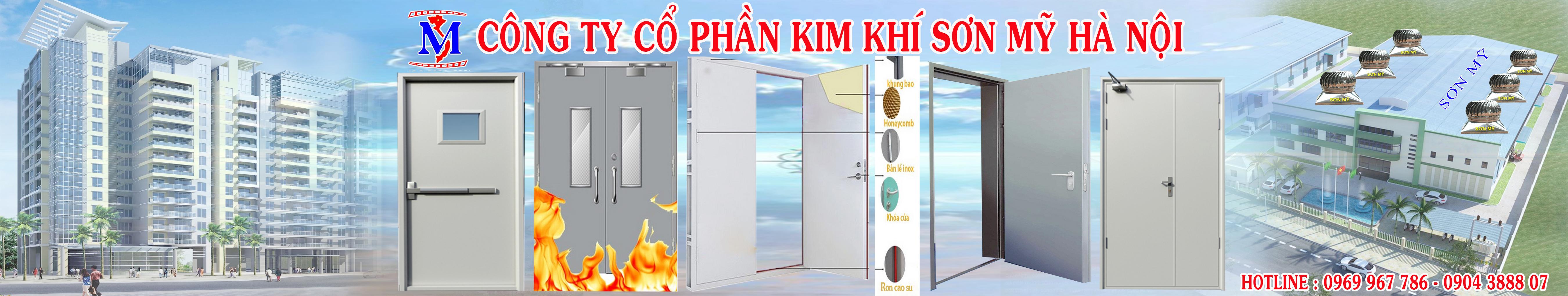 Cửa chống cháy, cửa thép chống cháy