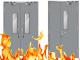 Vì sao cửa chống cháy được khuyến cáo sử dụng trong các công trình xây dựng