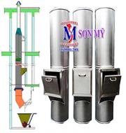 Hệ thống ống thoát rác chung cư cao tầng của công ty Sơn Mỹ Hà Nội