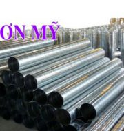 Vì sao phải sử dụng ống gió bằng thép?