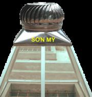 Quả cầu hút gió SM09