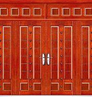 Cửa thép vân gỗ – Đảm bảo an toàn và tính thẩm mỹ khi sử dụng
