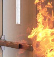 Thời gian ngăn lửa của Cửa thép chống cháy Sơn Mỹ