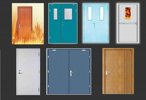 Điều cần biết về cửa thép chống cháy