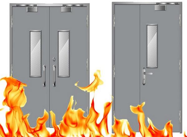 cửa hống cháy cao cấp cho gia đình