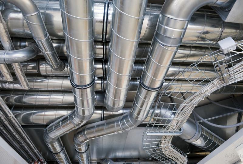 Giảm độ ẩm trong không khí cũng là một ưu điểm khi lắp đặt hệ thống thông gió