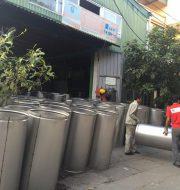 Cung cấp và lắp đặt hoàn thiện các hạng mục công trình về ống thu rác tại Hà Nội