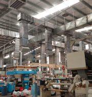 Xây lắp hệ thống ống gió tốt sẽ tiết kiệm chi phí vệ sinh